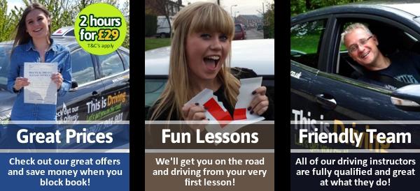 Driving Lessons Nottingham
